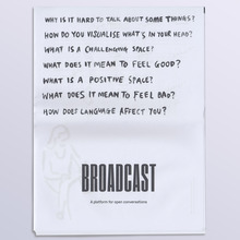 <cite>Broadcast</cite> exhibition at MAC Birmingham
