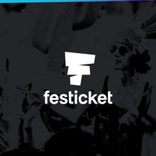 Festicket brand identity