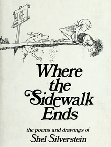 <cite>Where the Sidewalk Ends</cite> by Shel Silverstein