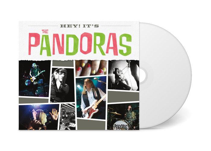 The Pandoras – Hey! It's The Pandoras album art 2