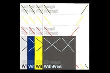 <cite>XX</cite> – WithPrint 20 years anniversary issue