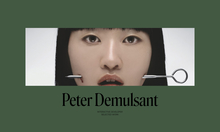 Peter Demulsant portfolio website