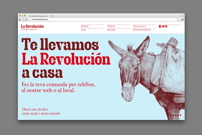 La Revolución – Mexicà per emportar 11