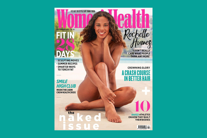 Rochelle Humes, September 2019.