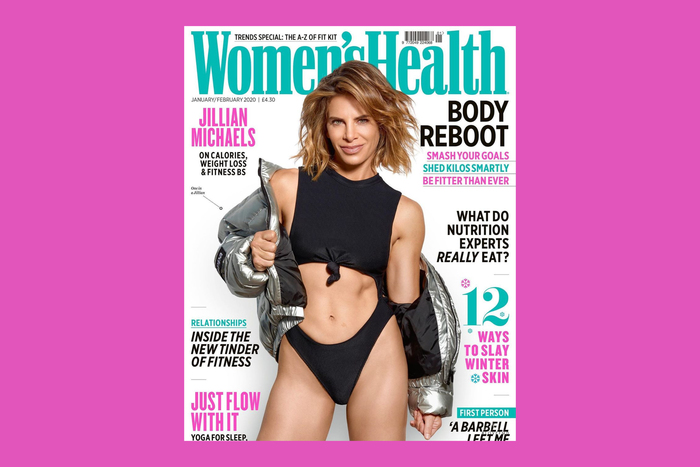 Jillian Michaels January 2020.