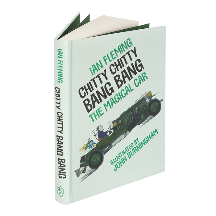 Chitty Chitty Bang Bang by Ian Fleming (The Folio Society) 5