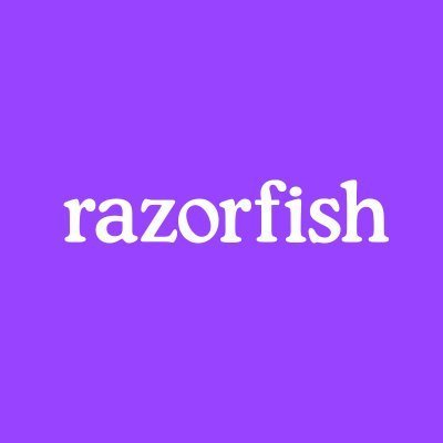 Razorfish identity and website 11