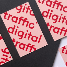 Traffic Digital business cards