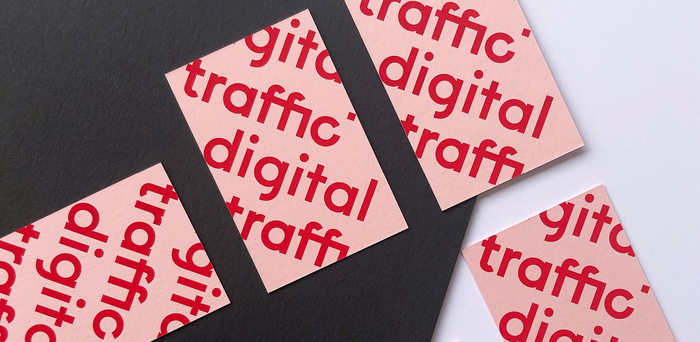 Traffic Digital business cards 2