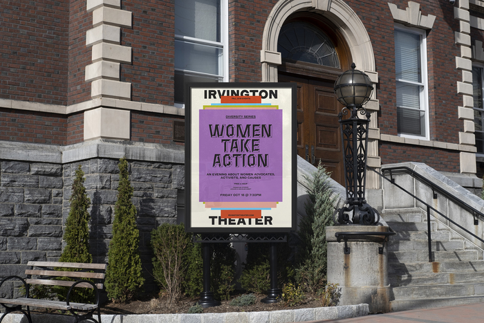 Poster for Women Take Action in .