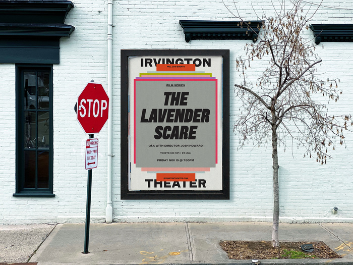 Poster for The Lavender Scare in .