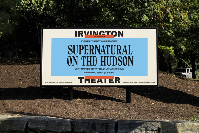 Poster for Supernatural On The Hudson in .