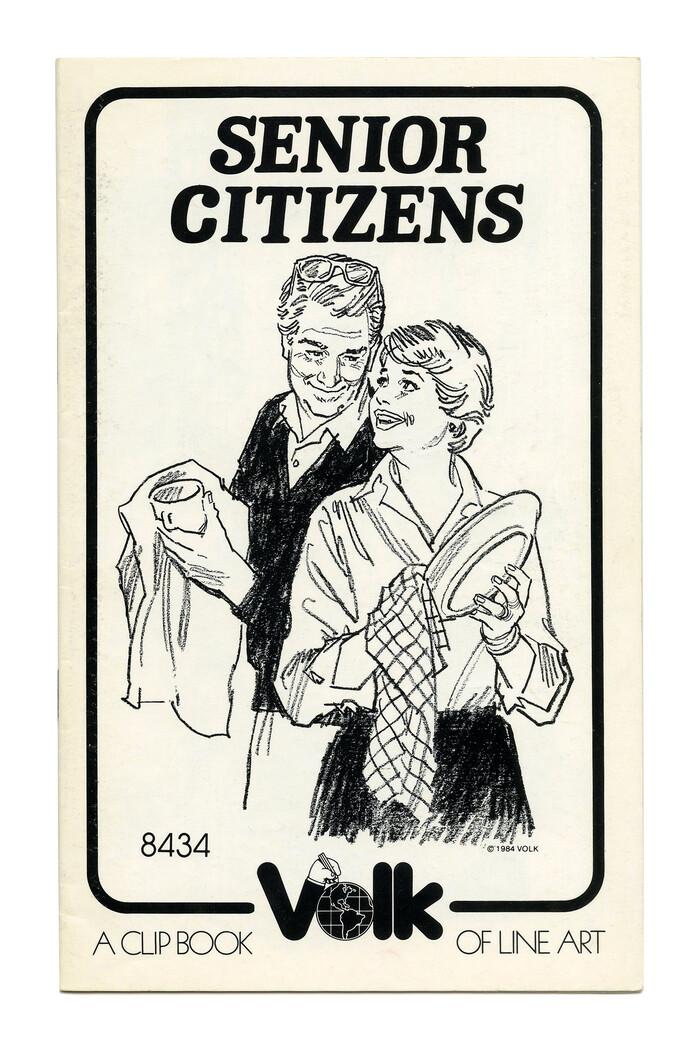 """""""Senior Citizens"""" (No. 8434) ft. more  caps."""