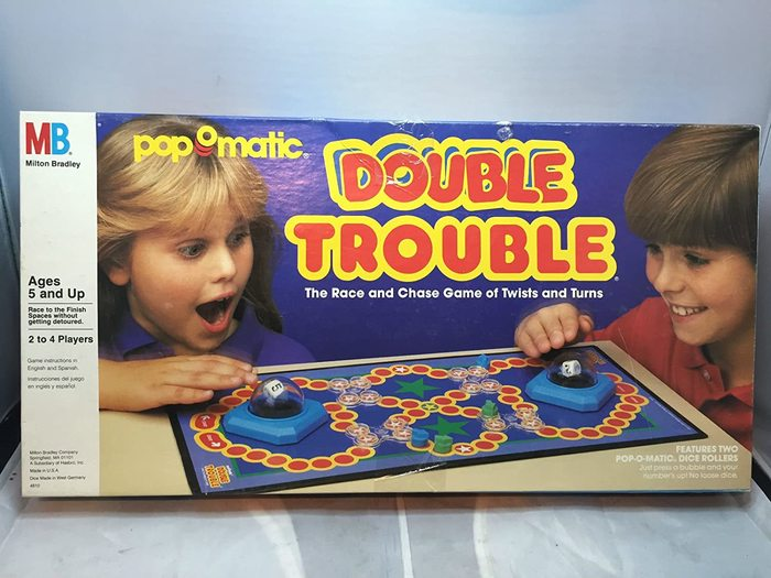 Double Trouble edition, 1987.