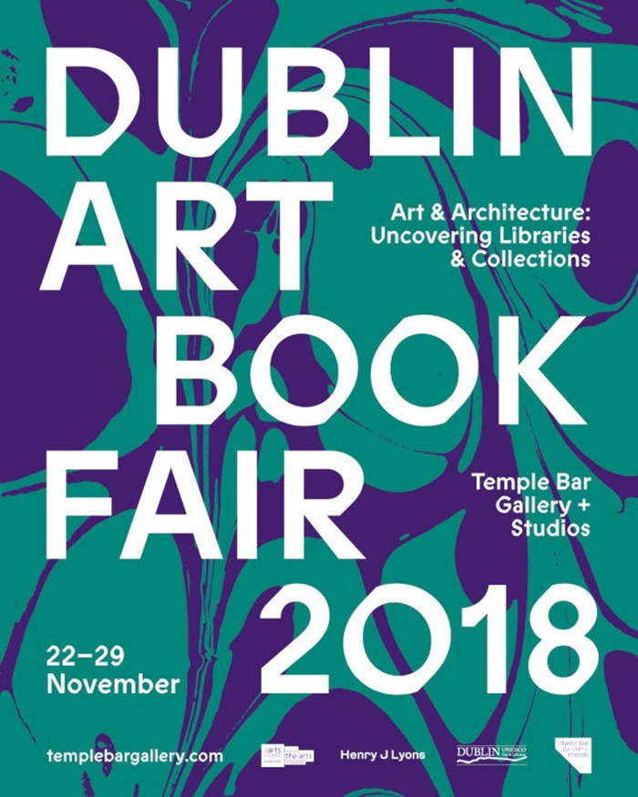 Dublin Art Book Fair 2018 and 2019 7