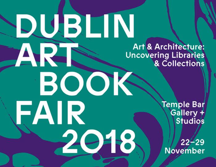 Dublin Art Book Fair 2018 and 2019 5
