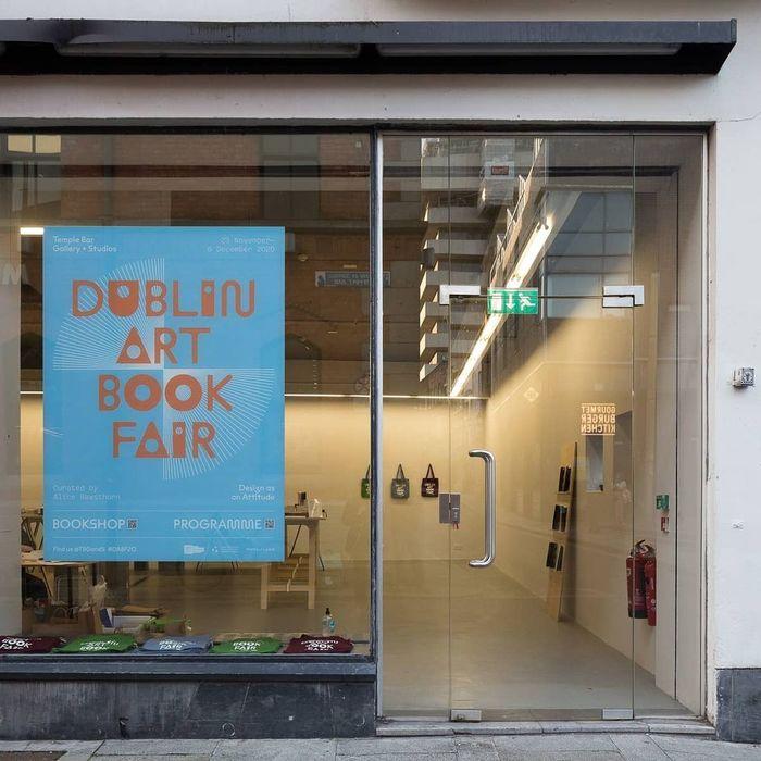 Dublin Art Book Fair 2020 2
