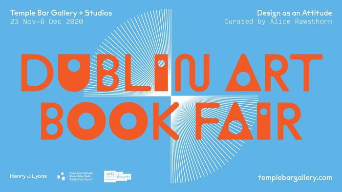 Dublin Art Book Fair 2020 1