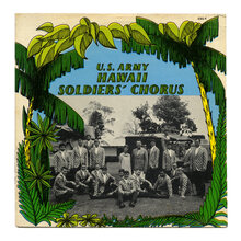 <cite>U.S. Army Hawaii Soldiers' Chorus</cite> album art