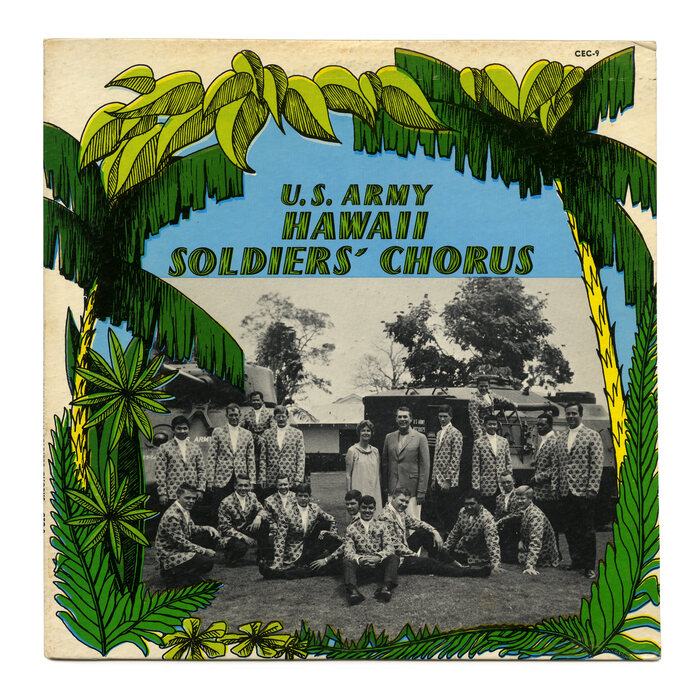 U.S. Army Hawaii Soldiers' Chorus album art