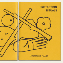 <cite>Protection Rituals</cite> by Rita Mookerjee &amp; Wade Tullier (Drum Machine Editions, 2020)