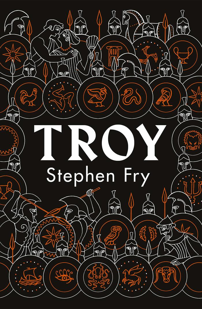 Troy by Stephen Fry 3