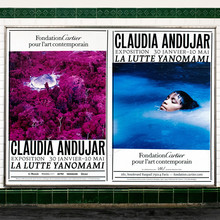 <cite>Claudia Andujar. La Lutte Yanomami </cite> at Fondation Cartier