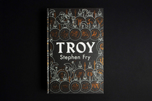 <cite>Troy</cite> by Stephen Fry
