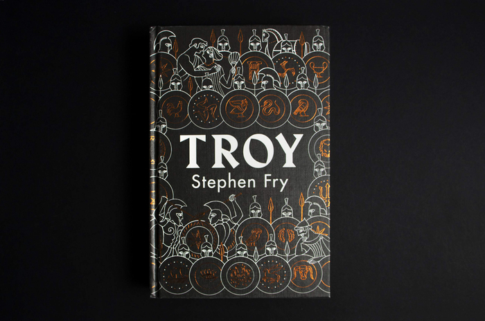 Troy by Stephen Fry 1