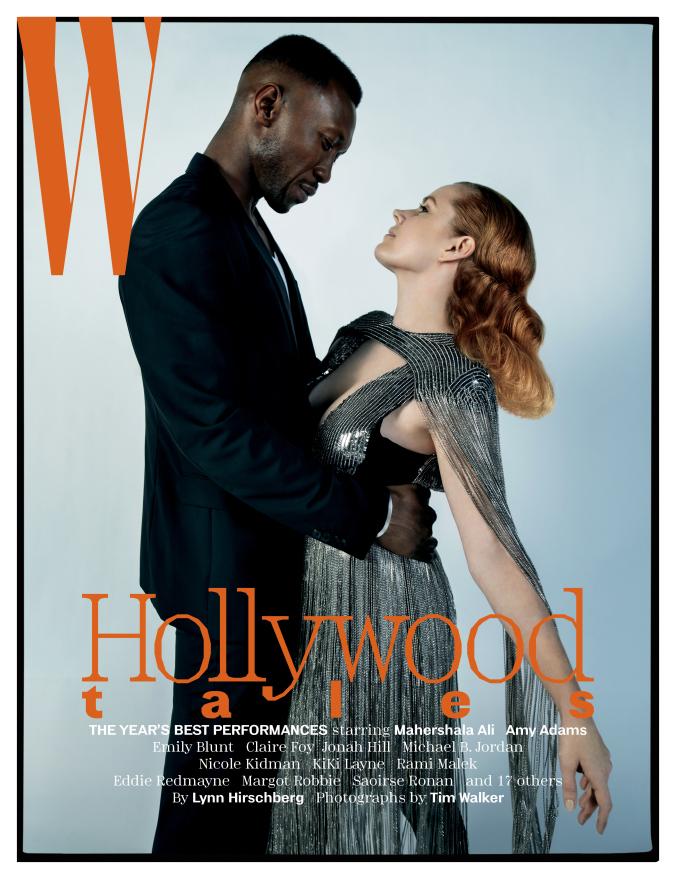 "W magazine, January 2019, ""Hollywood tales"" 2"
