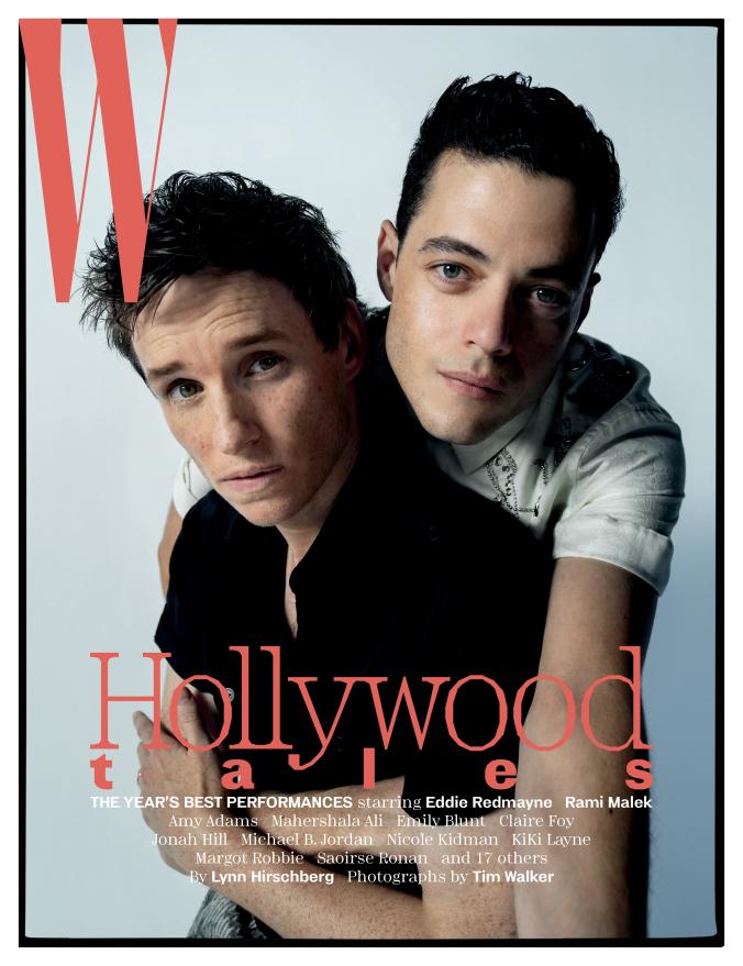 "W magazine, January 2019, ""Hollywood tales"" 3"