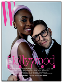 "<cite>W</cite> magazine, January 2019, ""Hollywood tales"""