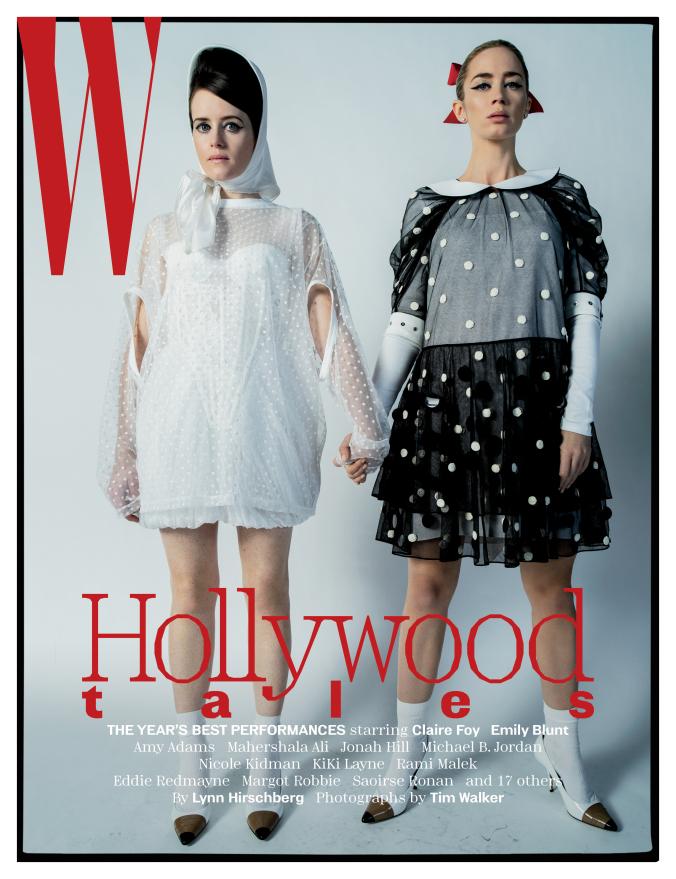 "W magazine, January 2019, ""Hollywood tales"" 7"