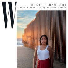 "<cite>W</cite> Magazine, March 2019, ""Director's Cut"""