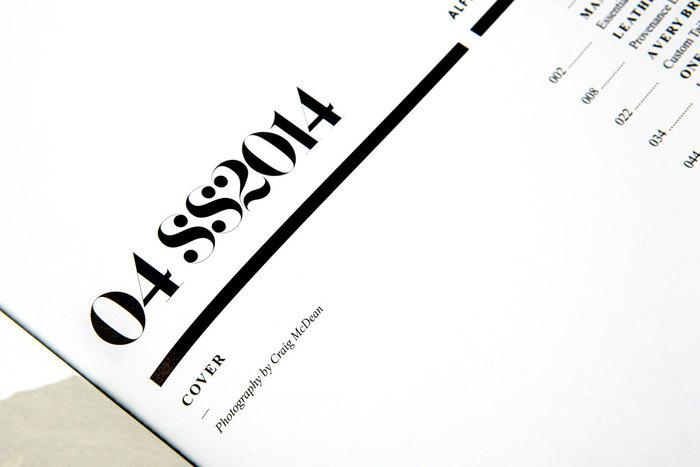 Dunhill Magazine 2012–2014 6