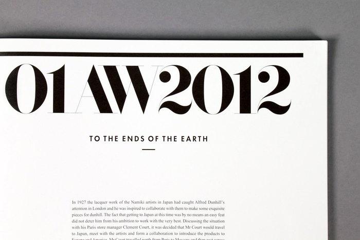 Dunhill Magazine 2012–2014 1