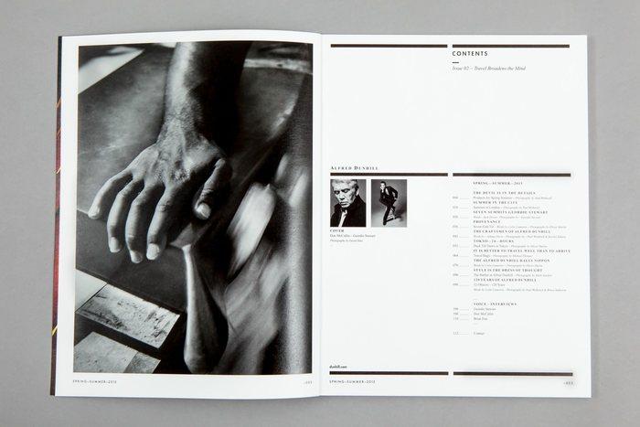 Dunhill Magazine 2012–2014 4