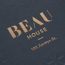 Beau House / Dukelease identity