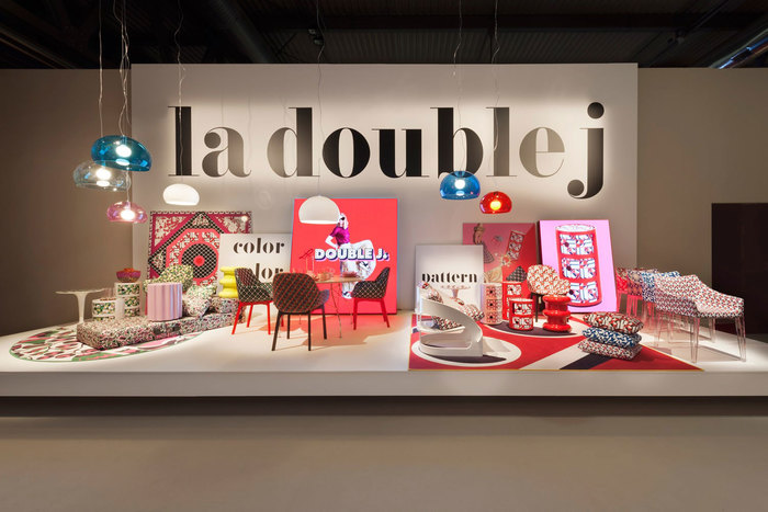 Kartell 2018 Salone del Mobile stand 5