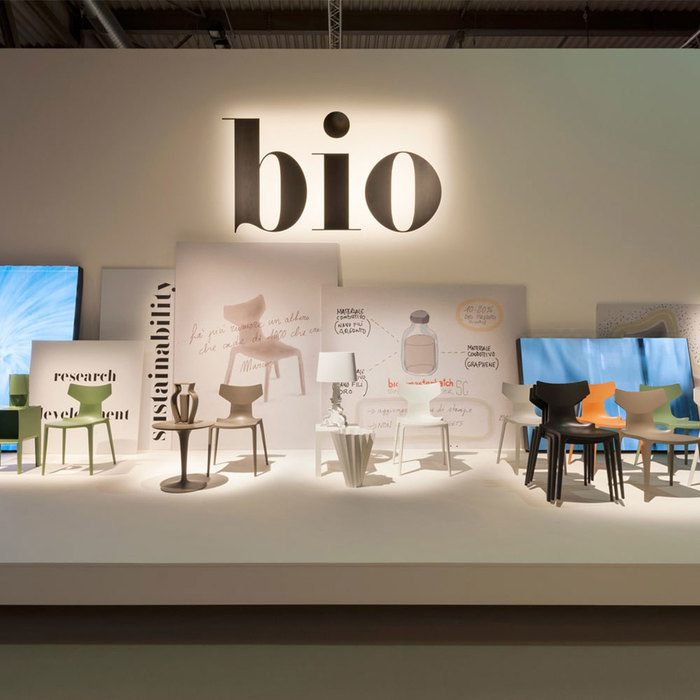 Kartell 2018 Salone del Mobile stand 2