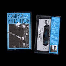 <cite>Object of Affection</cite> EP cassette