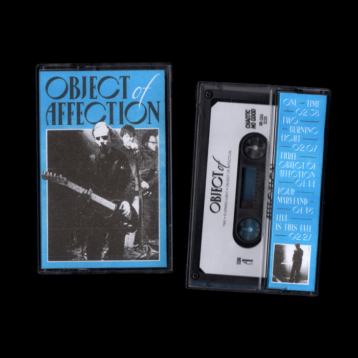Object of Affection EP cassette 1