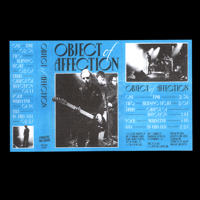 Object of Affection EP cassette 2
