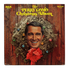<cite>The Perry Como Christmas Album </cite>album art