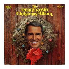 <cite>The Perry Como Christmas Album </cite>album art