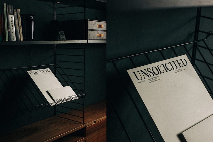 Unsolicited visual identity 5