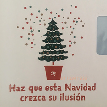 Christmas direct mail by World Vision