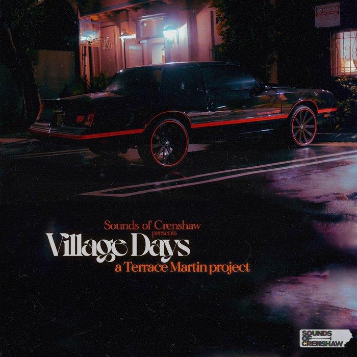 Terrace Martin – Village Days album art 1
