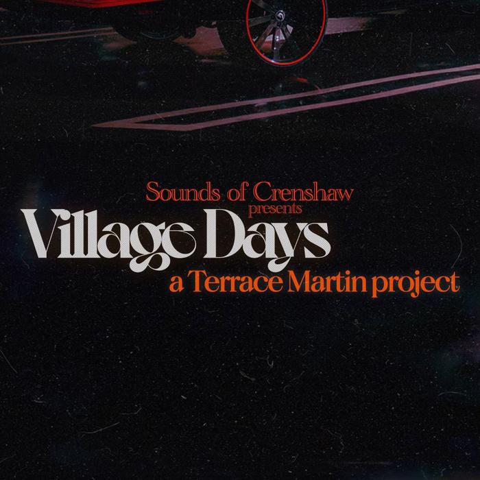 Terrace Martin – Village Days album art 3