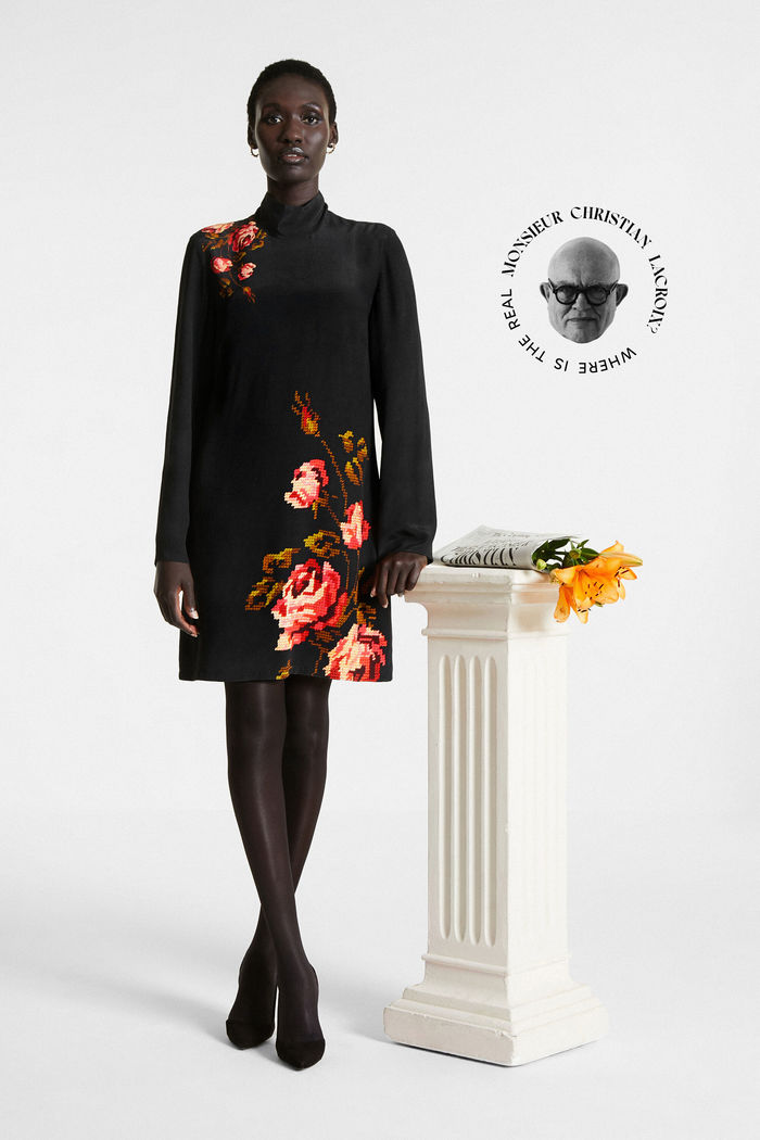 """The Couture News, """"Where is the real Monsieur Christian Lacroix?"""" 3"""